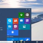 Windows10 スタート1