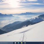 Windows10 デスクトップ画面1